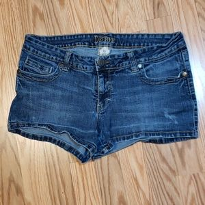Decree sz 11 Shorts, jean denim